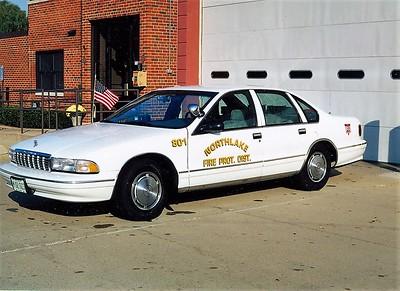 NORTHLAKE  CAR 801  1989 CHEVY CAPRICE
