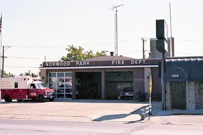 NORWOOD PARK FD  STATION 2 LAWRENCE AVE (2)