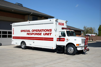 PLEASANTVIEW SPECIAL OPERATIONS 1538