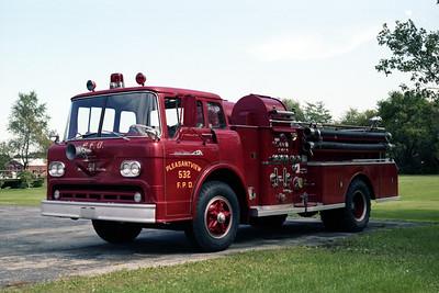 PLEASANTVIEW ENGINE 532  FORD C - BEAN