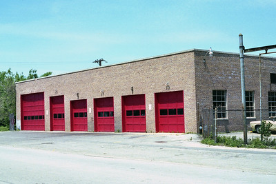 ROSEMONT FD  2ND TEMPORARY STATION