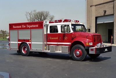 ROSEMONT FD  SQUAD  1HC 4900