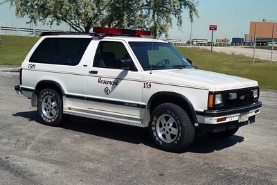 ROSEMONT FD  CAR 159