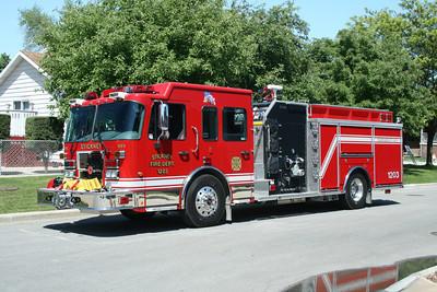 STICKNEY ENGINE 1203