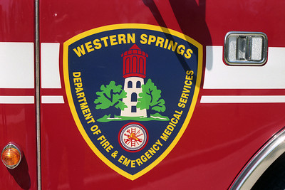 WESTERN SPRINGS DOOR LOGO