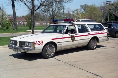 WESTERN SPRINGS CAR 439   BF