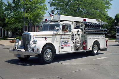 WESTERN SPRINGS ENG 337  1952 WLF FIREBALL  750-250   BF