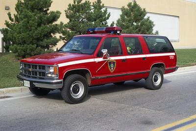 WESTERN SPRINGS CAR 1781  BF