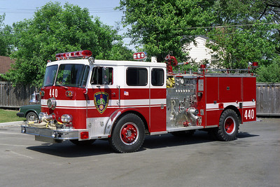 WESTERN SPRINGS  ENG 1712  1975 FWD-SEAGRAVE  1250-500  1991 RPI REHAB   BF