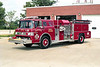 WILLOW SPRINGS  ENGINE 608  1981 FORD C8000 - FMC  1000-750   #293-81   NEW GRAPHICS