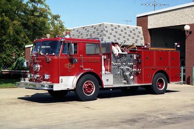 DES PLAINES FD ENGINE 61 SEAGRAVE