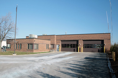 ELK GROVE TOWNSHIP FIRE STATION