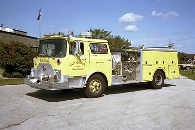 ELK GROVE ENGINE 118  1978 MACK CF  1250-500  CF611F12-1928