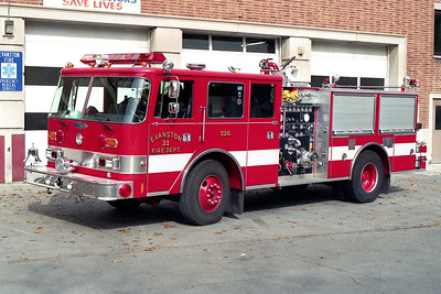 EVANSTON ENGINE 21  1991 PIERCE ARROW  1250-500-30F