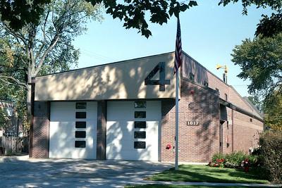 EVANSTON STATION 24  NEW BUILDING