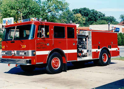 EVANSTON ENGINE 25  PIERCE ARROW  1988  1250-500