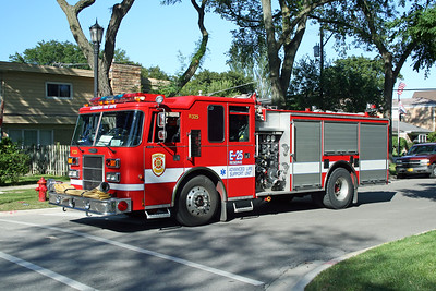EVANSTON  ENGINE 25R  PIERCE