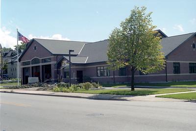 EVANSTON STATION 21 NEW BUILDING