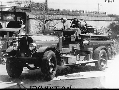 EVANSTON ENGINE UNKNOWN
