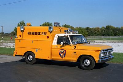 GLENBROOK SQUAD 8