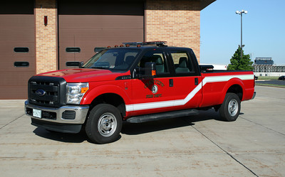 GLENVIEW UTILITY 8   2013 FORD F