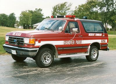 HANOVER PARK FPD CAR 352