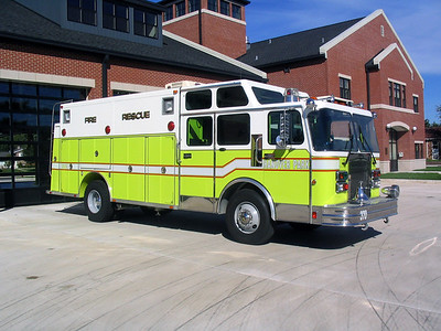 HANOVER PARK FIRE DEPARTMENT  SQUAD