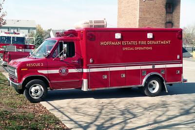 HOFFMAN ESTATES  RESCUE 2  FORD E - HORTON