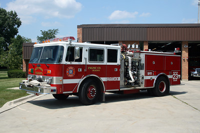 HOFFMAN ESTATES  ENGINE 23R