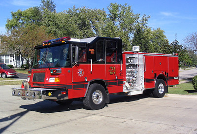 HOFFMAS ESTATES FD  ENGINE 21