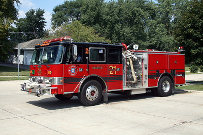 HOFFMAN ESTATES   ENGINE 21R