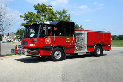 HOFFMAN ESTATES   ENGINE 22