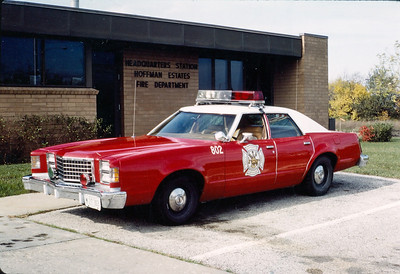 HOFFMAN ESTATES CAR 802