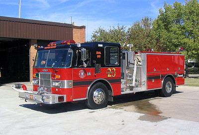 HOFFMAS ESTATES FD ENGINE 23