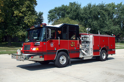 HOFFMAN ESTATES   ENGINE 21
