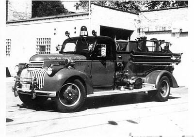 MORTON GROVE ENGINE
