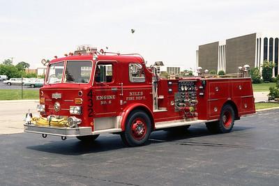 NILES FD  ENG 432  1967 PIRSCH  1000-500   BF
