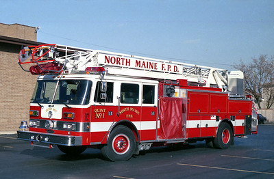 NORTH MAINE QUINT 1  PIERCE ARROW