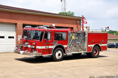 EARLE FIRE DEPARTMENT, TN - X-PARK RIDGE FD