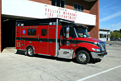ROLLING MEADOWS AMBULANCE 15