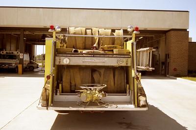 WHEELING FD  ENGINE 4  REAR VIEW