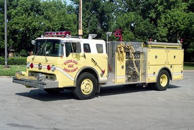 WHEELING FD  ENGINE 692   1987  FORD C - FMC   1250-750   #6147