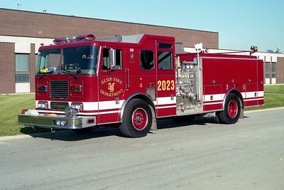 ALSIP FD  ENGINE 2023  2001  SEAGRAVE   1500-500-40F   #78A01