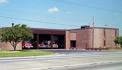 ALSIP FD  STATION 1  EARLY 80S
