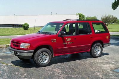 ALSIP FD  CAR 2000  1998  FORD EXPLORER