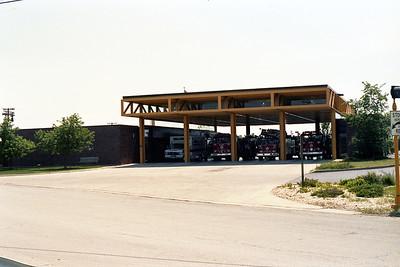 BEDFORD PARK FD STATION 1