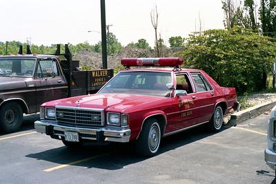 BEDFORD PARK CAR 706  FORD LTD