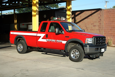 BEDFORD PARK FD  UTILITY 713  2006  FORD F- PICKUP