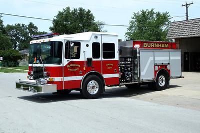 BURNHAM ENGINE 2014