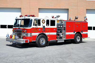 COUNTRY CLUB HILLS FD  ENGINE 1130